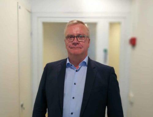Jari Ahlqvist Kajonin Senior Adviseriksi